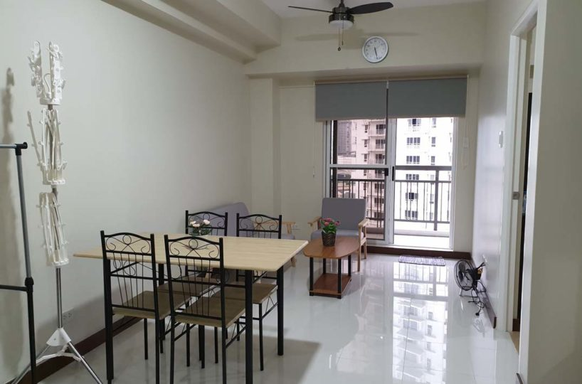 Sheridan Towers - Dining and Living