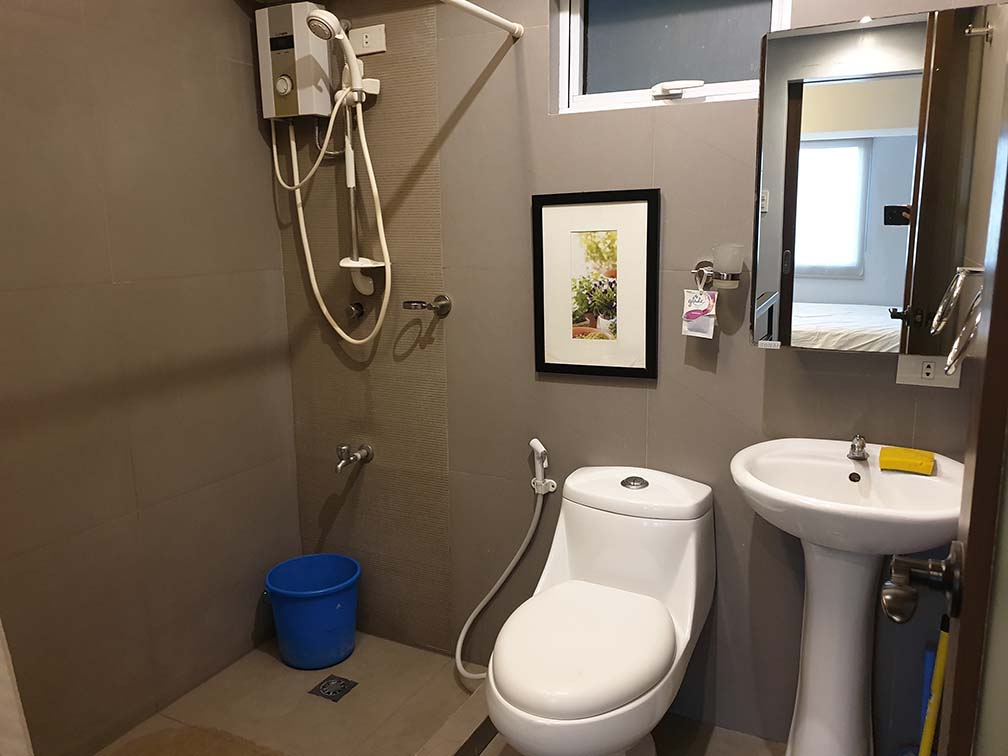 Fort Victoria - Bathroom